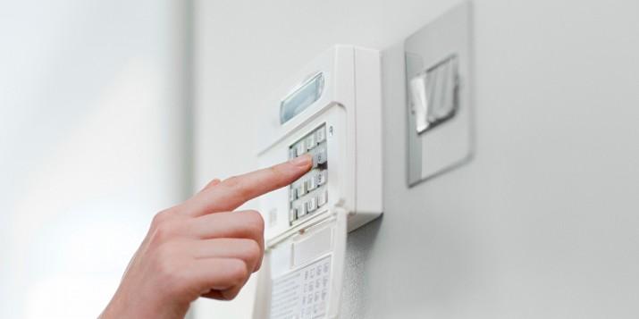 Sistema de alarmas para casas