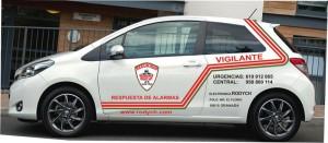 coche vigilancia