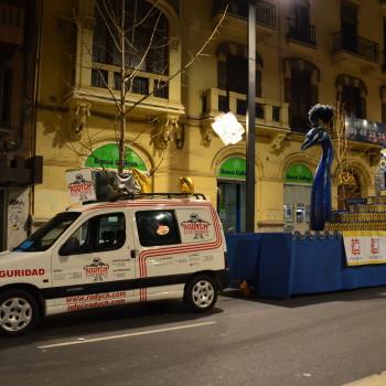 RODYCH presenta en la Cabalgata de Reyes en Granada