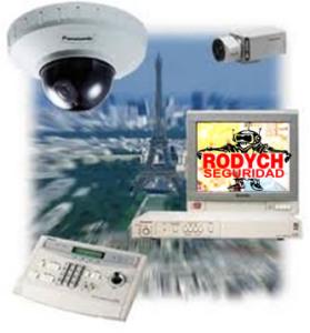 cámaras de vigilancia Rodych seguridad