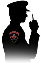 Vigilante de seguridad Grupo Rodych